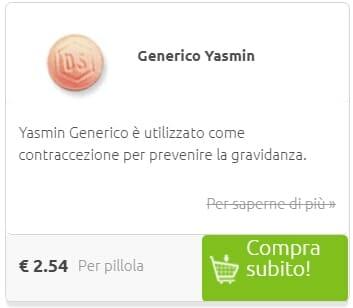 yasmin generico